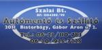 Szalai Bt. - Autómentés 0-24